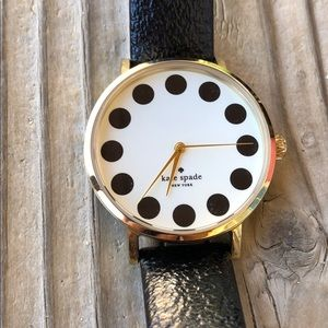 kate spade Iconic Black Live Colorfully Watch!